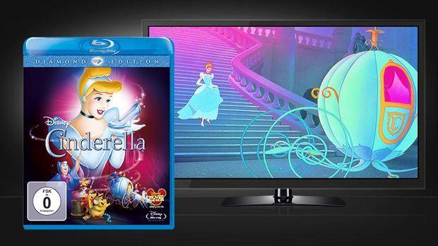 cinderella-bd-walt-disney-studios 820 x 461 © Walt Disney Studios