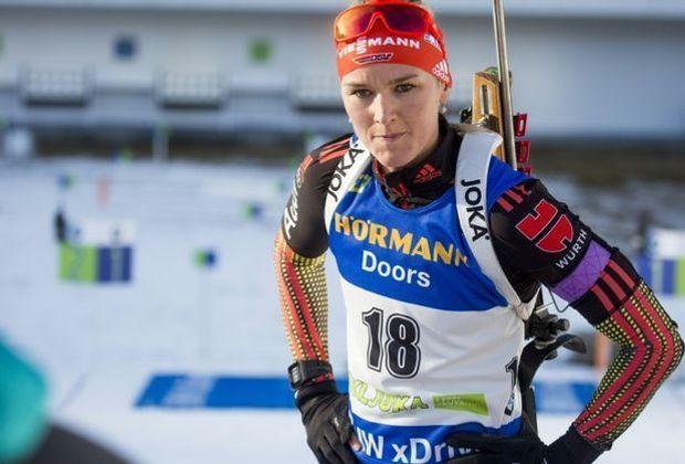 Neuer Anlauf für Denise Herrmann im Biathlon-Weltcup