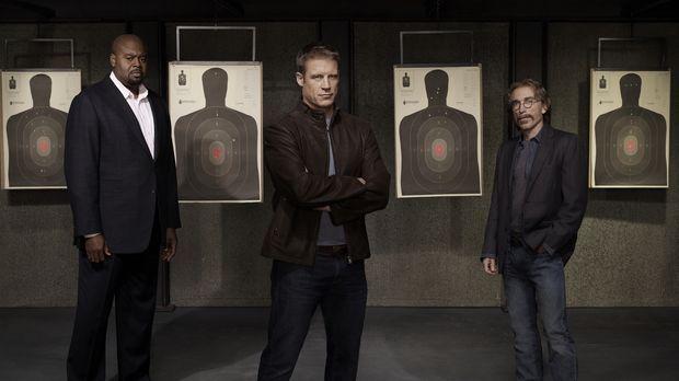 (1. Staffel) - Der einzigartige Bodyguard Christopher Chance (Mark Valley, M....