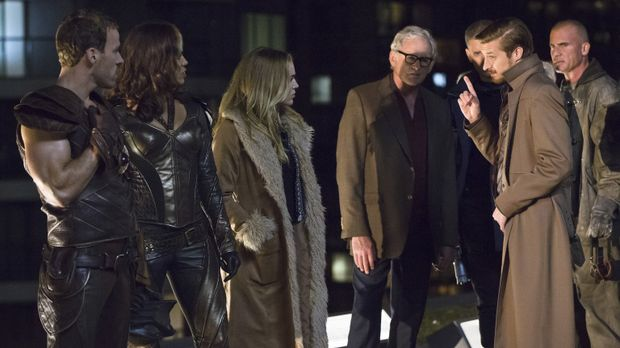 Legends Of Tomorrow - Legends Of Tomorrow - Preview - Folge 1: Das Sind Die