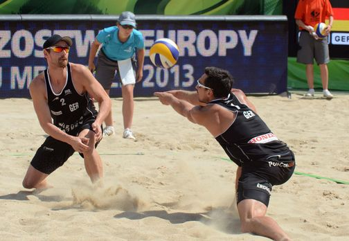 volleyball em herren