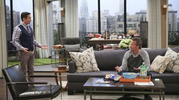 Odd Couple - Odd Couple - Staffel 2 Episode 1: Der Große Lauschangriff