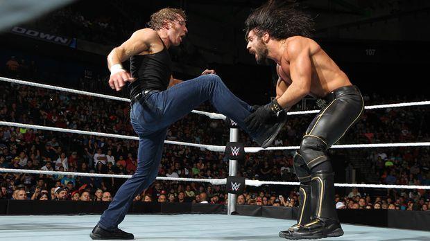 SmackDown vom 2509 © WWE