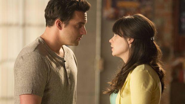Sind glücklich miteinander: Jess (Zooey Deschanel, r.) und Nick (Jake M. John...
