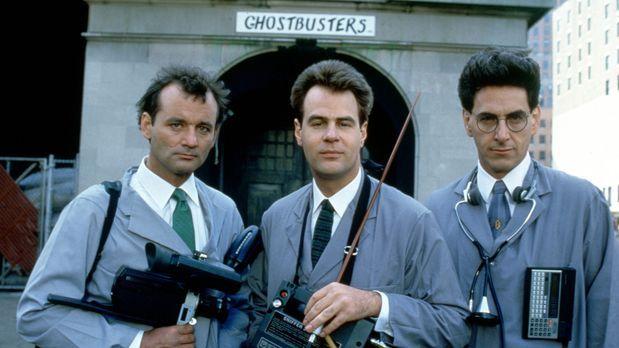 Ghostbusters - Platz 20: Ghostbusters - Bildquelle: Columbia Pictures (DVD un...