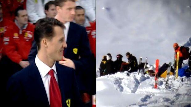 Die größten Promi-Dramen: Michael Schumacher - das Schicksal der Rennfahrerle...