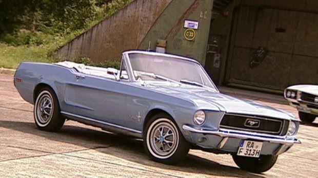 Für viele ist er der Urvater der amerikanischen Muscle-Cars – der Ford Musta...