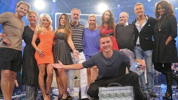 """""""Promi Big Brother 2014"""" nach Finale: So geht es für Aaron Troschke..."""