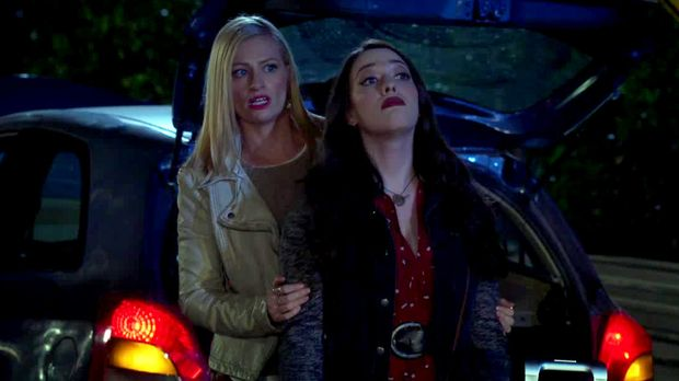 2 Broke Girls - 2 Broke Girls - Staffel 6 Episode 11: Fremde Finger
