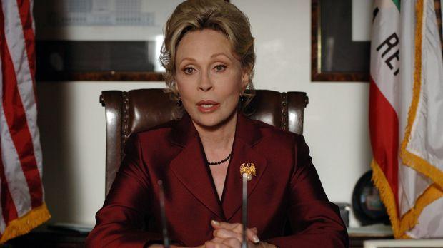 Die Gouverneurin von Kalifornien (Faye Dunaway) versucht alles, um die Epidem...