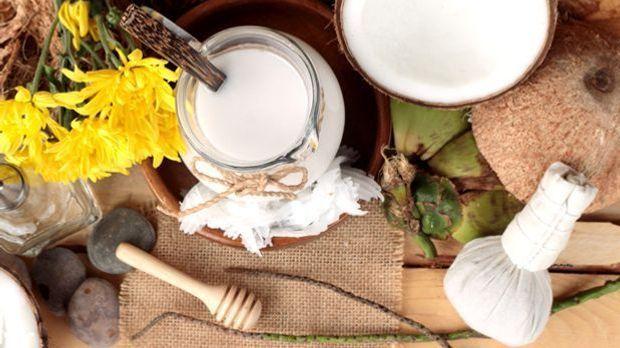 Kokosöl - der Beauty-Geheimtipp