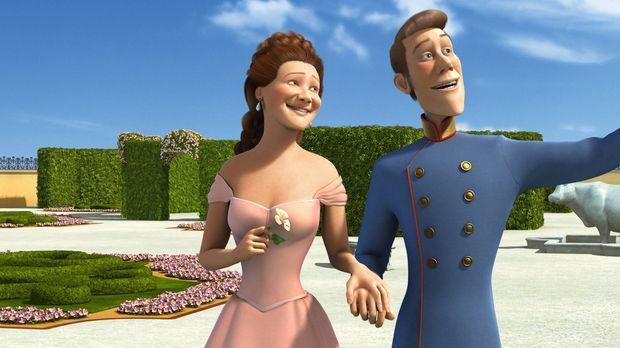 Samstag ist Turteltag für Lissi und Kaiser Franz ... © 2007 herbX film gmbh (...
