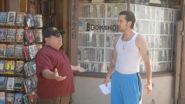 Frank (Danny Devito, l.) und Mac (Rob McElhenney, r.) geben alles dafür, um d...