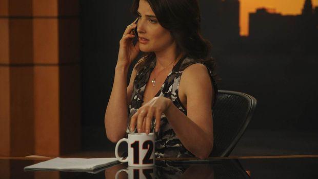Wünscht sich in ihrer Sendung endlich ein tolles Interview: Robin (Cobie Smul...