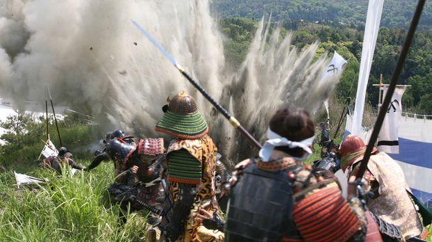 Die Schlacht von Sekighara, Oktober 1600 © Satoru Kondo BBC