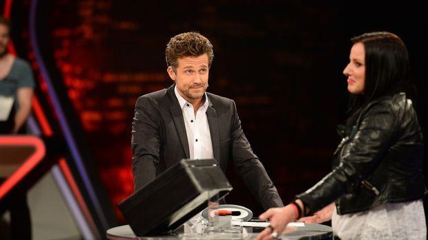 20 Boxen und die Möglichkeit, 250.000 Euro mit nach Hause zu nehmen - für die...