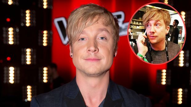 """The Voice of Germany 2016""-Star Samu Haber: Action-Alarm in Helsinki"
