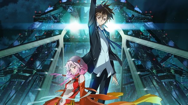 Guilty Crown - (1. Staffel) - Gulity Crown - Artwork © GUILTY CROWN committe