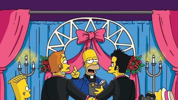 Um den Tourismus in Springfield wieder anzukurbeln, hat Lisa (r.) eine gute I...