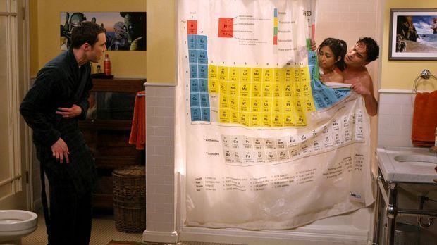 Priya (Aarti Mann, M.) nutzt ihre Kenntnisse als Anwältin, um den Mitbewohner...