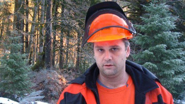 Für Gord Closson dreht sich alles um Bäume, Holz und Profit. Er ist Chef eine...