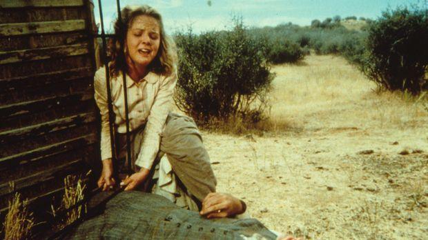 Mary (Melissa Sue Anderson, l.) macht sich große Sorgen um Adam (Lindwood Boo...