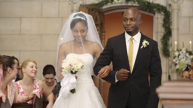 Nach und nach kann sich Sam (Taye Diggs, r.) für seine Tochter Maya (Geffri M...