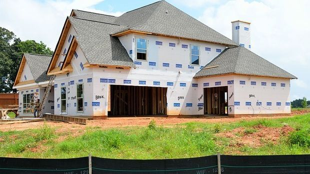 Hausbau-Architektur