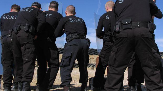 Lockdown wirft einen Blick hinter die Mauern des Wyoming Territorial Prison:...