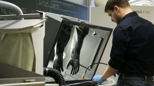3-D Drucker Test