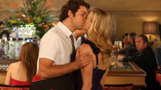 Wofür wird Chuck (Zachary Levi, l.) sich entscheiden: Mit Sarah (Yvonne Strah...