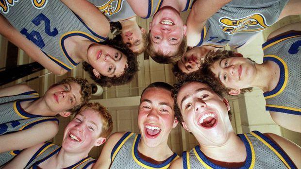 Warten auf ein Wunder: das sieglose Basketball-Team der Lions (Alex D. Linz,...