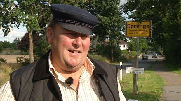 Fast 50 000 Dörfer und Gemeinden gibt es in Deutschland. Wir haben die Mensch...