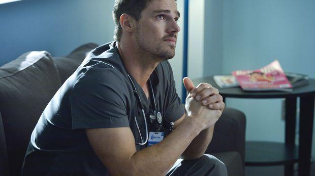 So schwer es ihm auch fällt: Vincent (Jay Ryan) kann Catherines absurder Theo...