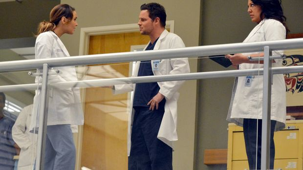 Sind von der Anti-Beziehungs-Politik im Krankenhaus alles andere als begeiste...