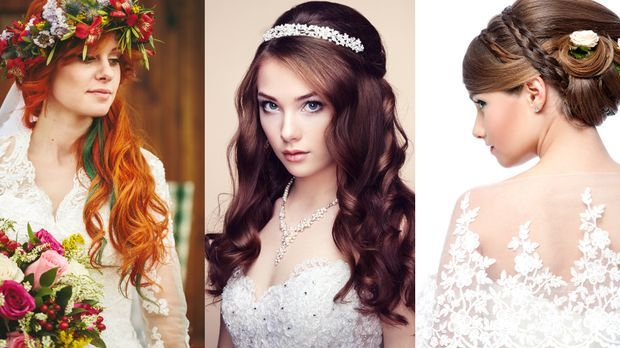 Hochzeitstrends für die Haare