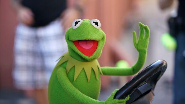 Miss Piggy hat schlechte Laune. Jetzt liegt es an Kermit, sich etwas einfalle...