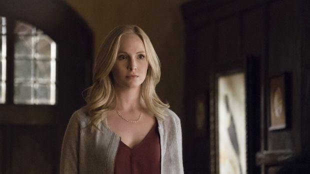 Caroline (Candice King) setzt große Hoffnungen darauf, dass sie Bonnie helfen...