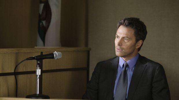 Pete (Tim Daly) und Violet geraten in einen Rechtsstreit über das Sorgerecht...