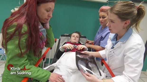 Klinik Am Südring - Klinik Am Südring - Der Junge Mit Dem Plattfuß