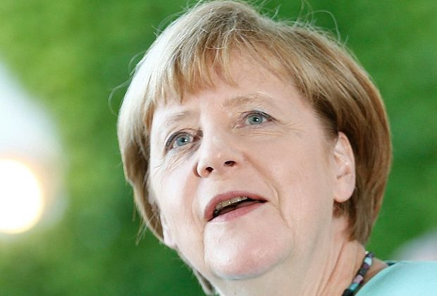 Angela Merkel lobt Paralympics-Teilnehmer