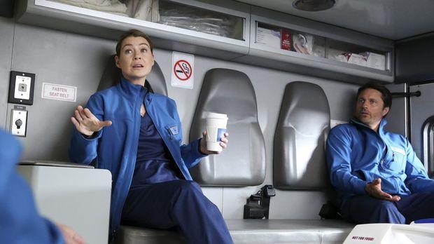 Grey's Anatomy - Grey's Anatomy - Staffel 12 Episode 17: Schwelbrand