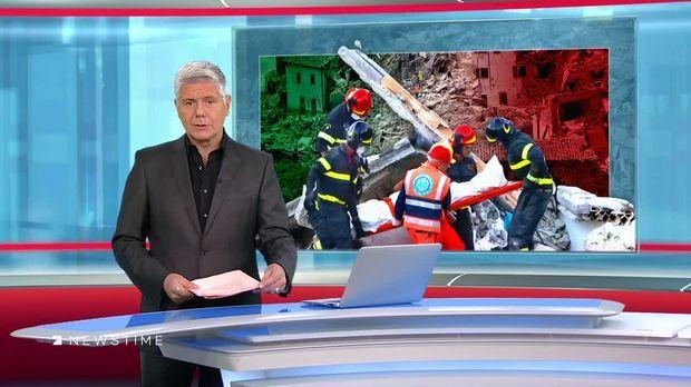Newstime - Newstime - Newstime Vom 25. August 2016