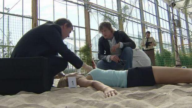 K 11 - Kommissare Im Einsatz - K 11 - Kommissare Im Einsatz - Staffel 9 Episode 97: Die Tote Im Sand