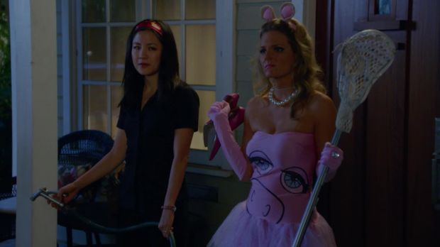 Fresh Off The Boat - Fresh Off The Boat - Staffel 2 Episode 5: Tote Hose An Halloween
