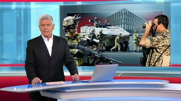 Newstime - Newstime - Newstime Vom 20. August 2016