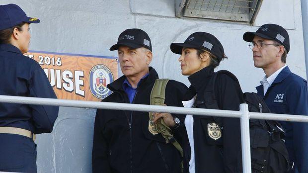 Navy Cis - Navy Cis - Staffel 14 Episode 4: Love Boat