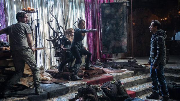 The 100 - The 100 - Staffel 3 Episode 15: Deus Ex Machina - Teil 1