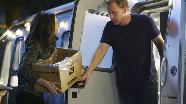 Grey's Anatomy - Grey's Anatomy - Staffel 12 Episode 15: Entscheidungshilfe