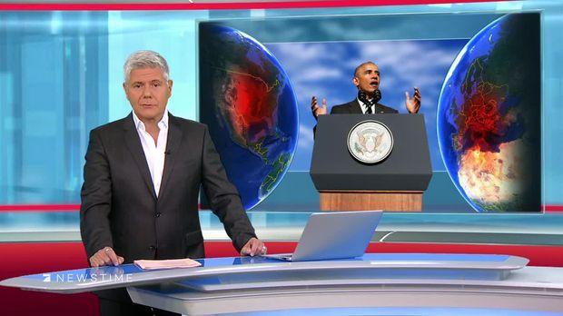 Newstime - Newstime - Newstime Vom 16. November 2016